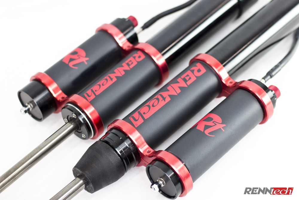 G-Wagon Shocks from RENNtech Dubai