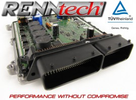 RENNtech ECU Upgrade for SLS Black Series (C197- 657 HP / 490 TQ)