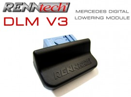 RENNtech V3 Digital Suspension Lowering Module for Mercedes
