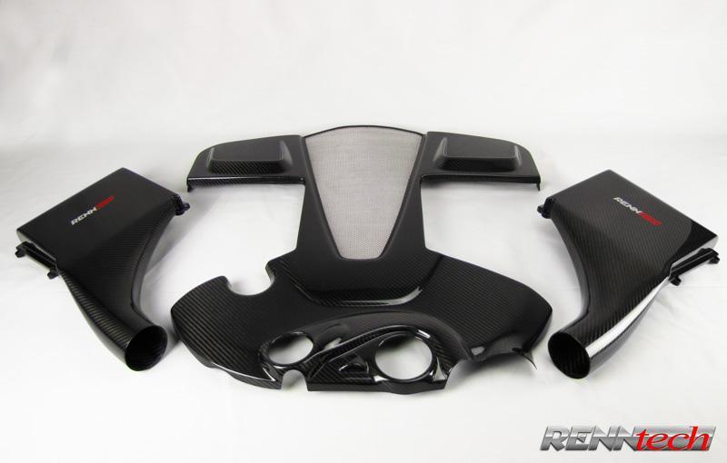 renntech carbon fiber airbox for mercedes benz v12 engines. Black Bedroom Furniture Sets. Home Design Ideas