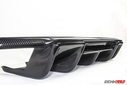 RENNtech | Carbon Fiber | Rear Diffuser | 218 – CLS Class