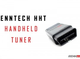 RENNtech ECU Hand Held Tuner (HHT) for G 500 (W463- 320 HP / 355 TQ)