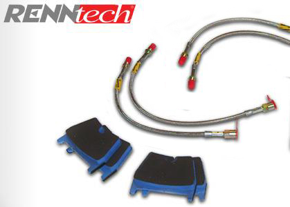 RENNtech Performance Brake Package 1