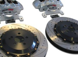 RENNtech Performance Brake Package 3 for G-Wagon (W463)
