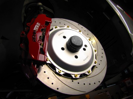 RENNtech Performance Brake Package 4