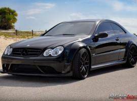 RENNtech | Carbon Fiber | Front Splitter | 209 – CLK 63 AMG | Black Series