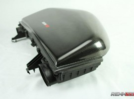 RENNtech Carbon Fiber Bubble Top Airbox for V8 (M113 Engines)