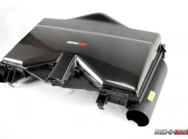 RENNtech Carbon Fiber Flat Top Airbox for M113/112 Engines