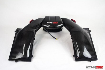 RENNtech Carbon Fiber Airbox for M156 – 63 AMG Engines