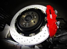 RENNtech Performance Rear Brake Package for G-Wagon (W463)