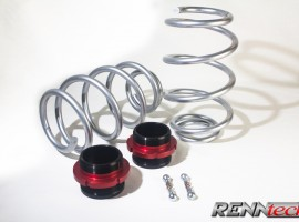RENNtech Adjustable Suspension Kit for 212 – E Class and 218 – CLS Class