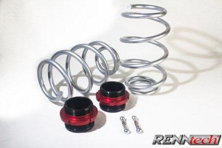 RENNtech Adjustable Suspension Kit for 212 – E Class / 218 – CLS Class 2014+ 4-MATIC