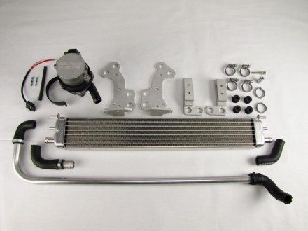 Intercooler Pump Upgrade for 63 Biturbo Engines