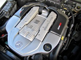 R2 Performance Package for CLS 55K (C219- 588 HP / 616 TQ)
