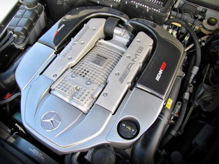 R2 Performance Package for SL 55K (R230- 588 HP / 616 TQ)