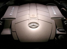 R1 Performance Package for E 55 (W211- 375 HP / 415 TQ)