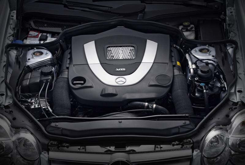 R2 Performance Package for CLK 500 (C209- 443 HP / 447 TQ)