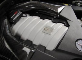R1 Performance Package for CLK 63 Black Series (C209- 549 HP / 495 TQ)