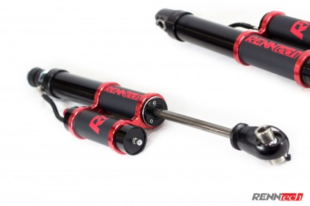 RENNtech | Performance Shocks | G-Wagon | X463 | 2nd Generation