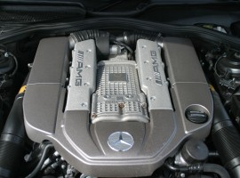 R1 Performance Package for CL 55K (C215- 538 HP / 566 TQ)