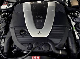 R1 Performance Package for SL 600 up to MY 2006 (R230- 635 HP / 780 TQ)