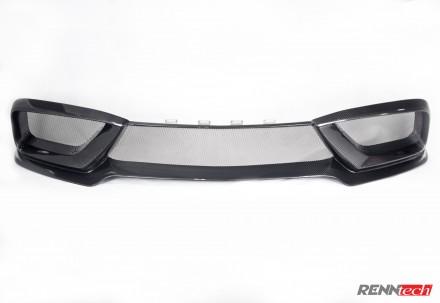 RENNtech | Carbon Fiber | Front Splitter | 212 – E Class | FaceLift 2014+