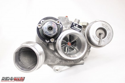 RENNtech Stage I Turbo Upgrade | 45 AMG Turbo Series | M133 | 460HP/415TQ | 2.0L Turbo | TUV Approved