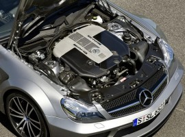 R1 Performance Package for SL 65 AMG  Black Series (R230- 775 HP / 950 TQ)