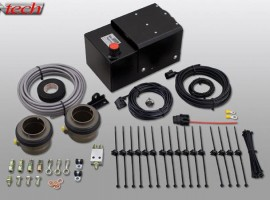 Hydraulic Lift Suspension System for SLR