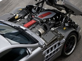 R2 Performance Package for SLR McLaren (C199- 750 HP / 735 LB/FT)