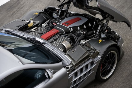 R3 Perfromance Package for SLR McLaren (C199- 750 HP / 735 LB/FT)