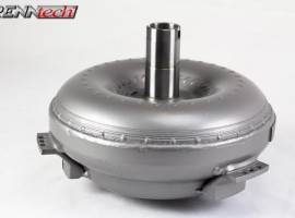 Torque Converter Upgrade for Mercedes V12- Lock-Up Clutch Upgrade