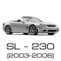 SL - 230 (2003-2006)