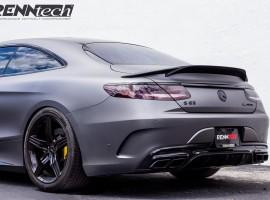 RENNtech | Carbon Fiber | Decklid Spoiler | 217 – S Class Coupé
