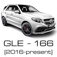 GLE - 166 (2016-present)
